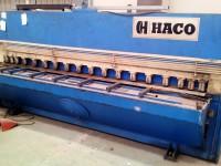 CIZALLA HIDRÁULICA HACO HSLX 3006/8